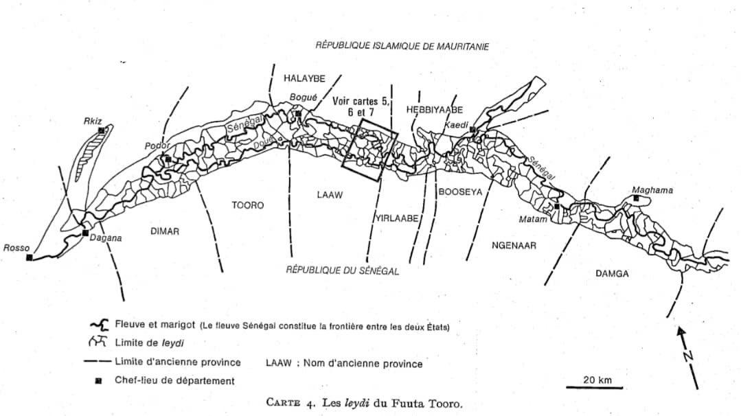 Castes et stratification sociale au Fuuta Tooro (Mauritanie/Sénégal) – Almuube Fuuta